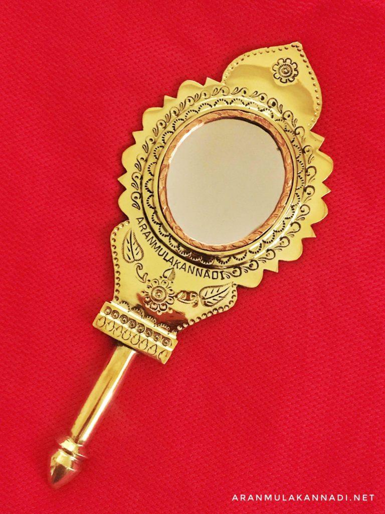 aranmula kannadi - valkannadi or hand mirror.